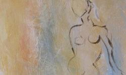 Linear Nude