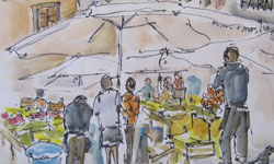 The Market, Campo di Fiori